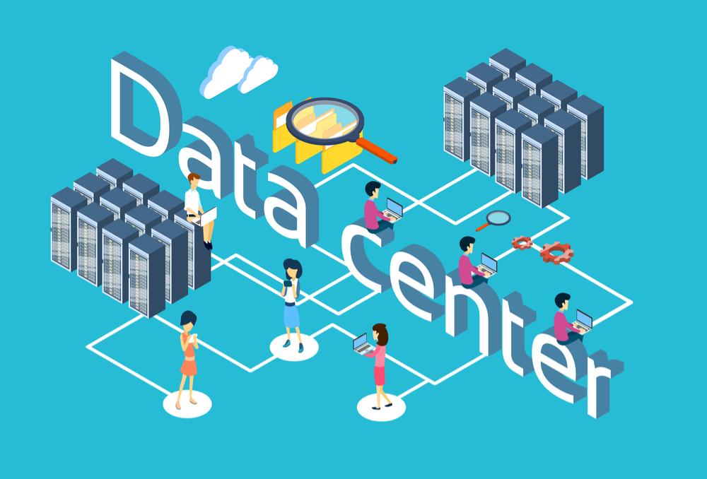 Shared Hosting In a Data Center
