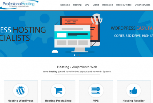 profesional hosting reviews