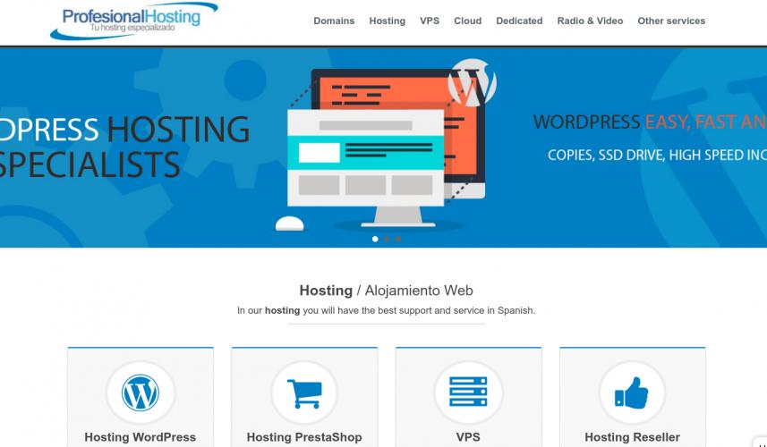 profesional hosting reviews